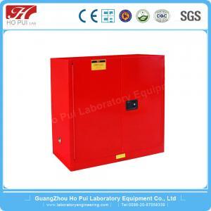 China 350 LBS Steel Fireproof Flammable Storage Cabinet Harmful Gas Storage wholesale