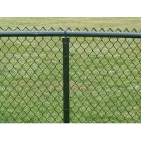 Diamond weaving chain link wire mesh fence for garden