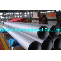 China ASTM B163 Nickel Alloy Stainless Steel Round Tube for Condenser / Heat - Exchanger wholesale