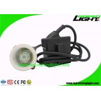 Buy cheap 10000lux IP67 water-proof with white and black colorful shell cordred LED Mining from wholesalers