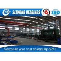 China Original Brand Excavator Slewing Bearing External Gears With Low Noise on sale