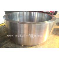 China 1.4835 Stainless Steel Forged Sleeves Forging Rough Machining Or Finish Maching wholesale