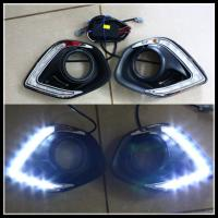 China Mitsubishi ASX SMD LED DRL Daytime Running Light with Turn Light Replacement LED fog lamps wholesale