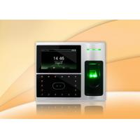 Wholesale High speed network face , fingerprint scanner time attendance and Access Control from china suppliers