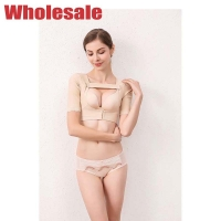 China 3XL Ladies Body Shaper Back Support Arm Shaper For Weight Loss wholesale