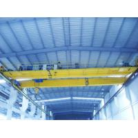 China  22 ton, 28 ton Double Girder Overhead Crane With Electric Hoist For Machine Mill / Port / Mining  for sale