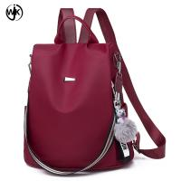 China Good price backpack 1 piece nice design backpack women bags oxford office backpacks wholesale