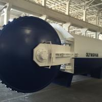 China High Quality Glass Lamination Pressure Vessel Autoclave For Laminated Glass wholesale
