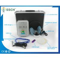 Buy cheap 90% Accuracy Home Human Body 3D NLS health Analyzer Machine with Therapy from wholesalers
