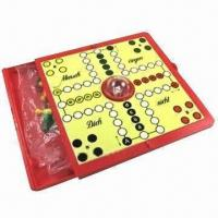 China Ludo/Chess/Checkers/Backgammon, Magnetic on sale