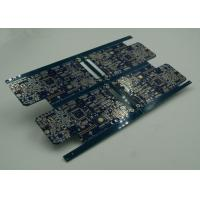 China Blue BGA HDI PCB Printed Circuit Board Manufacturer with Blind Via Burried Vias wholesale