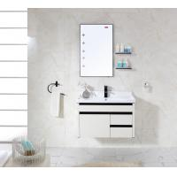 China Bathroom Cabinets With Towel Hanger Accessories Set Shower Gel Shelf wholesale