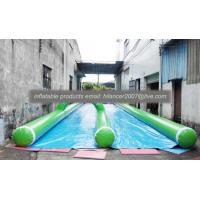 China 100ft inflatable slide city for sale wholesale