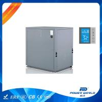 China Most energy efficient residential Water to water , geothermal Heat Pump heating system  10.1kw wholesale