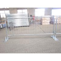 Hotdipped Galvanized Crowd Control Barriers