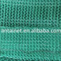 China 5M Round Dark Green Olive Harvesting Nets with black velcro and Alu eyelet wholesale