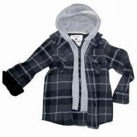 China Fashionable Children's Shirt with Hood wholesale