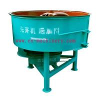 China Hot sale 350L mini automatic control pan type concrete mixer machine JQ350 on sale