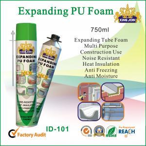 Soundproof PU Foam Spray