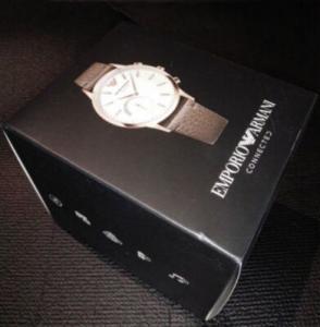 Quality Wholesale Emporio Armani Connected Hybrid Smartwatch ART3002 ART3000 ART3001 for sale