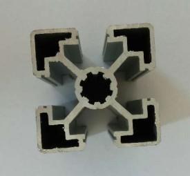 China Electrophoretic Coated Industrial Aluminium Profile For Electromechanical Parts wholesale