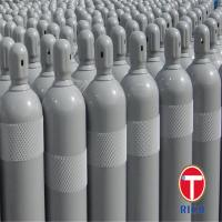 China TORICH GB 28884 300L - 3000L Seamless Steel Tubes for Large Volume Gas Cylinder wholesale