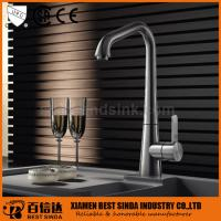 Brass desk mounted wash basin faucet for kitchen from china suppliers