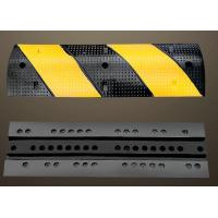 China 2 Cable Protector Removable Speed Bumps , SB042B Temporary Speed Humps Durable & Strong wholesale
