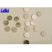 China Primary Coin CR2016 Button Batteries 90mAh Duration 1020h Long Life wholesale