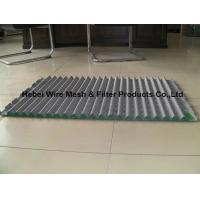 China Pinnacle 2000 Shale Shaker Screen Oblong Mesh Durable Three Layers Wire Cloth wholesale