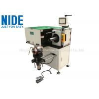 China Single Side Stator Lacing Machine Horizontal With Od Ranges 175 To 300mm wholesale