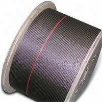 Wholesale Wire Rope for Elevator, with Galvanized Surface Finish from china suppliers