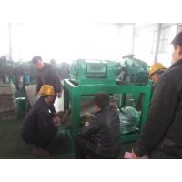 China double rollers granulator for organic fertilizer plant  wholesale