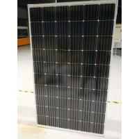 Quality 250W 30V Poly Silicon Solar Photovoltaic Panel ZW-250W transparent glass solar panel for sale