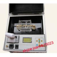Buy cheap transformer oil analyzer,Low cost transformer oil tester to testing of the dielectric strength and withstand volatge from wholesalers