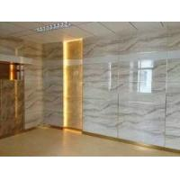 China UV Coating Solid Pvc Waterproof Bathroom Wall Panels Exterior Marble Color wholesale