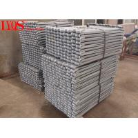 China Wedge Locking Bar Column Form Clamps Galvanized With 3160mm Total Length wholesale
