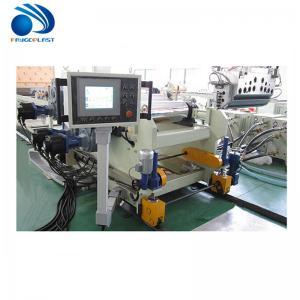 China Acrylic / Plastic Sheet Making Machine Coincal Twin Screw Extruder wholesale