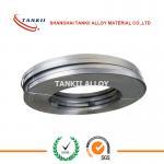 China ni60cr15 / ni35cr20 / ni20cr25 / ni30cr20 Nickel Chrome Resistance Heating Strip wholesale