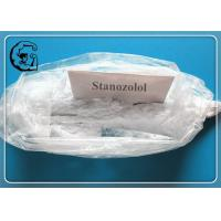 China Pure 99% Oral Stanozolol Raw Steroid Powders Winstrol CAS 10418-03-8 wholesale