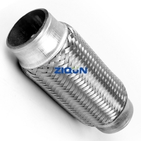 China OEM Metal Bending Pipe DAF 1.62inch Truck Exhaust Systems wholesale