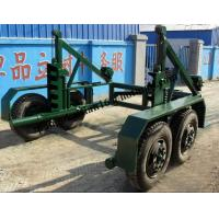 China low price Cable Winch,Cable Drum Trailer, new type Cable Drum Carrier wholesale