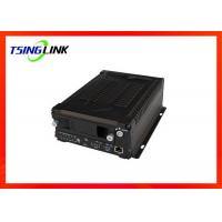 China Vehicle Truck Bus Car HD DVR with 4G Realtime GPS Tracking 8CH Network Input wholesale