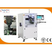 China Double Nozzle PCBA Conformal Coating Machine With 0.02mm Precision wholesale