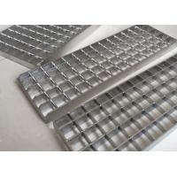 China 19W4 Twisted Bar Stainless Steel Grating Support Custom ISO9001 Approval wholesale