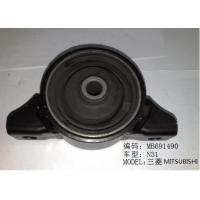 China car Mitsubishi Auto Body Parts of Metal / Rubber , Automotive Rear Engine mount MB691490 wholesale