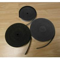 China Black Rubber Self Adhesive Foam High Density For Thermal Insulation wholesale