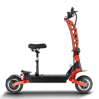 China Top quality electric Scooters 5600W motor 60V 28/33/38AH battery scooter wholesale