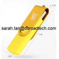 China Hot Sell Mobile Phone USB Flash Drive, Mobile Phone USB Pen Drive with Double Sockets wholesale