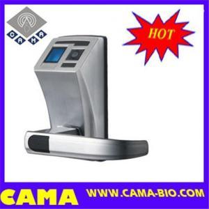 China fingerprint lock, biometric lock, door lock CAMA-J1011 wholesale